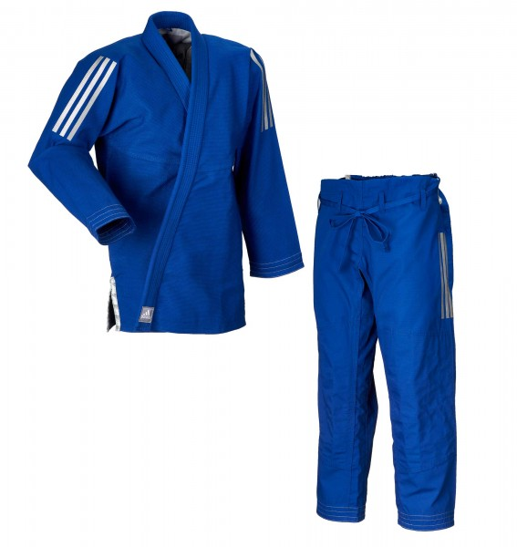 """adidas BJJ Anzug """"PRO"""" blau JJ430PRO"""