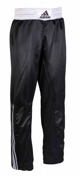 adidas Kickbox-Hose schwarz/weiß, adiKBUN210T
