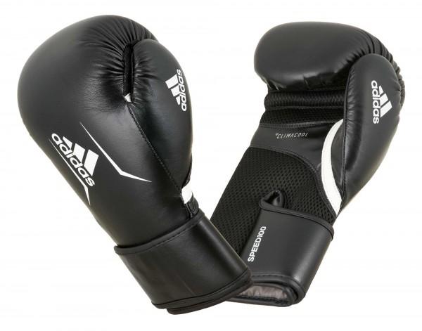 adidas Boxhandschuhe Speed 100, ADISBG100 schwarz/weiß