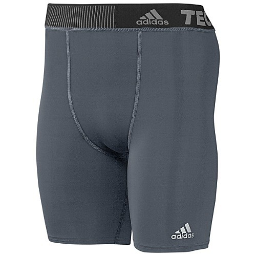 adidas Techfit Base Tight Hose ST9 lead/lead (D82102)