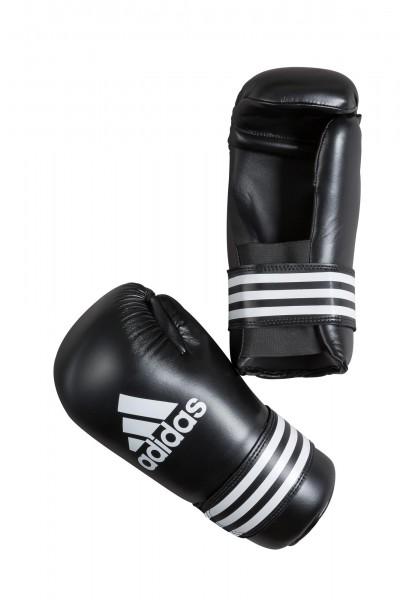adidas Kick-Boxhandschuhe Semi Contact schwarz, ADIBFC01