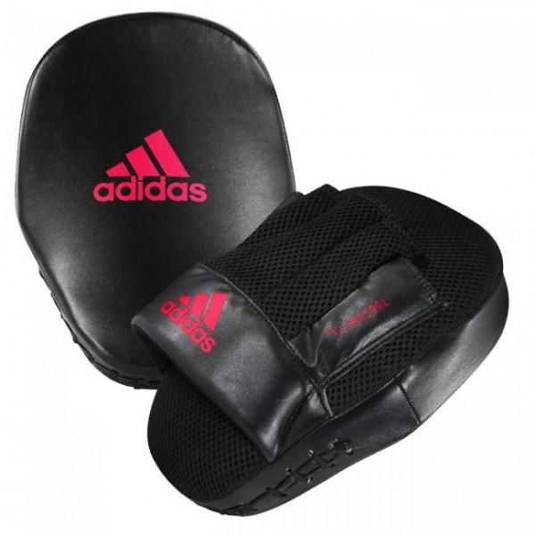adidas Speed Coach Paar-Pratzen, schwarz/rot ADISBAC014