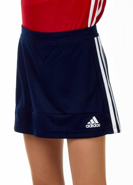 adidas T16 Clima Cool Woven Skort Mädchen navy blau/weiß AJ5463