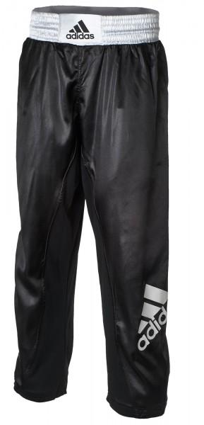 adidas Kickbox-Hose schwarz/weiß, adiKBUN100T