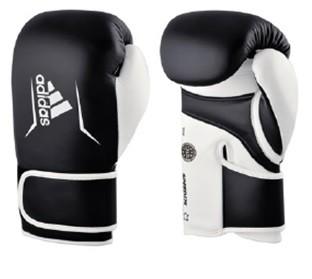adidas Wettkampfhandschuh Speed 165 black/white, adiSBG165WK