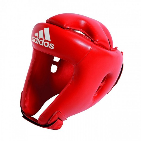 adidas Kopfschutz Kids - Rookie rot ADIBH01
