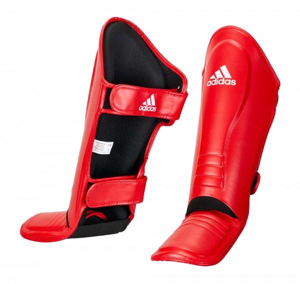 adidas Super-Pro Schienbein-Spannschutz rot, adiSGSS011 2.0