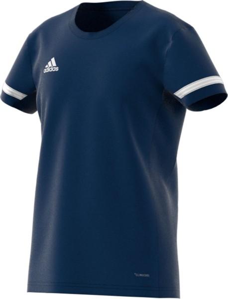 adidas T19 Shortsleeve Jersey Girls blau/weiß, DY8840