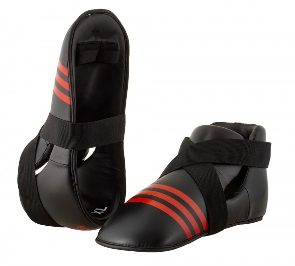 adidas Super Safety Kicks black/red, ADIBP04