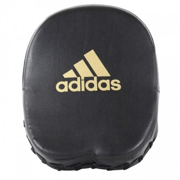 adidas Pratze Speed Focus Mitt black/gold PU, adiMP02