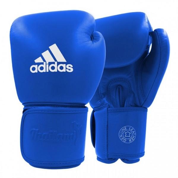 adidas Muay Thai Handschuhe blau, ADITP200