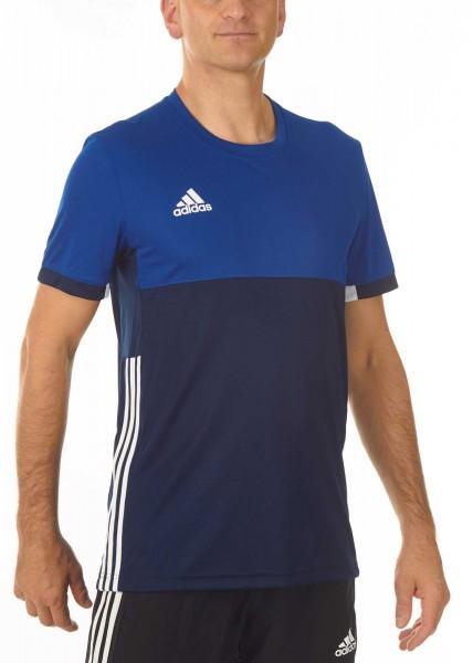 adidas T16 Clima Cool Tee Männer navy blau/royal blau AJ5445