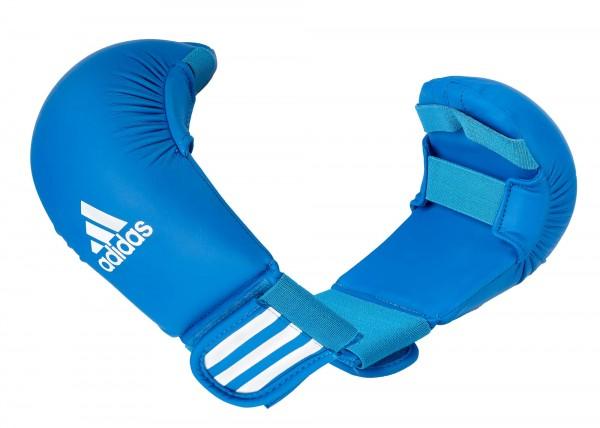 """adidas Kumite Handschuhe """"Training"""", rot, 661.11"""