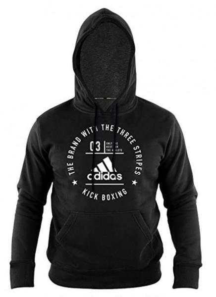adidas Community Line Hoody Kickboxing black/white, adiCL02KB