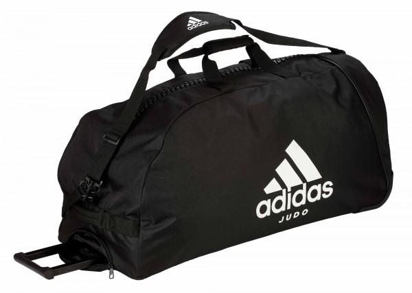 "adidas Trolley ""Judo"" black/white Nylon, adiACC057"