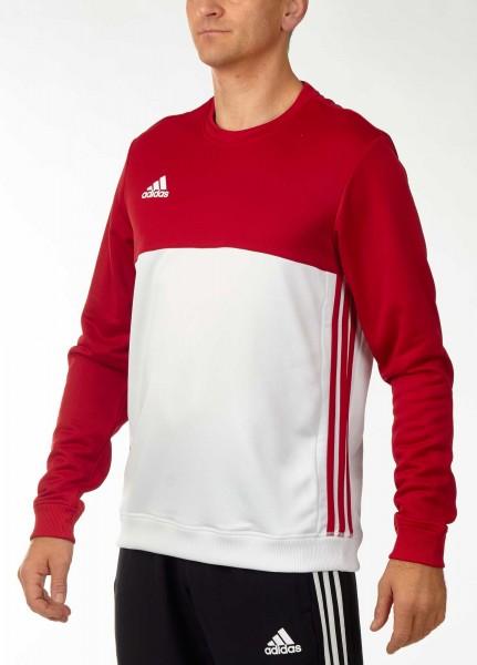 adidas T16 Team Sweater Männer power rot/weiß AJ5420
