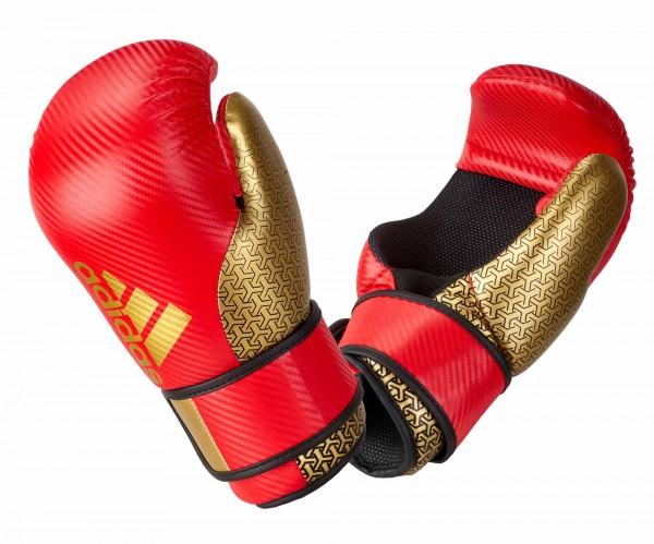 adidas Pro Point Fighter Handschuhe red/gold, adiKBPF300