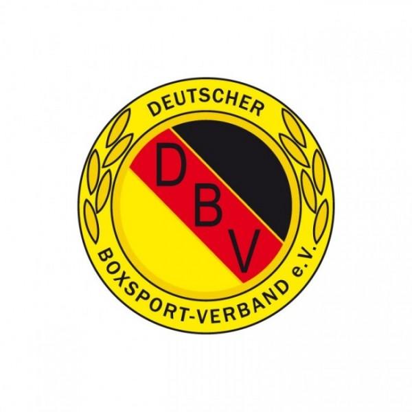 DBV Lizenzmarke Boxhandschuhe