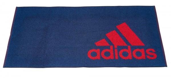adidas Handtuch Active Towel indigo/rot S, FJ4773