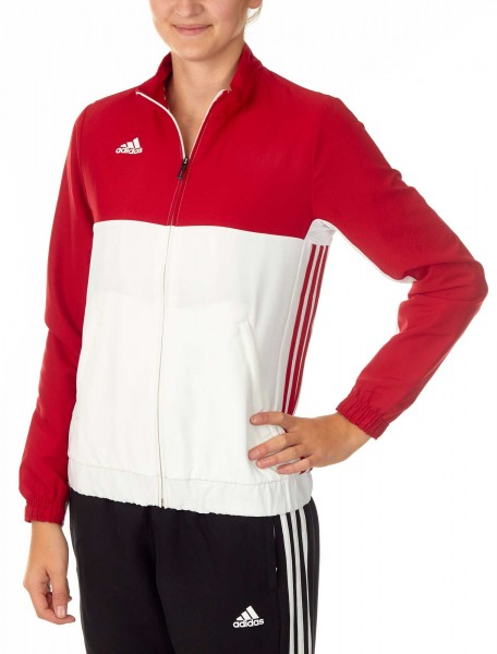 adidas T16 Team Jacket Damen power rot/weiß, AJ5328