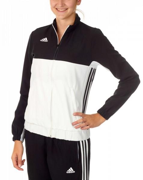 adidas T16 Team Jacket Damen schwarz/weiß, AJ5326