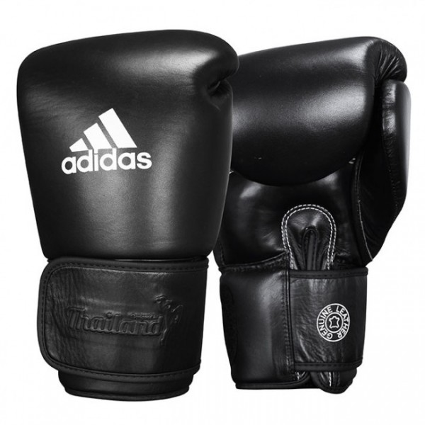adidas Muay Thai Handschuhe schwarz, ADITP300