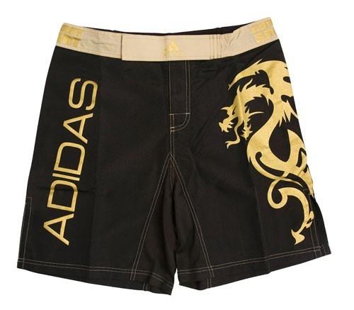 "adidas Fight Short ""Gold Dragon"" adiCSS14"