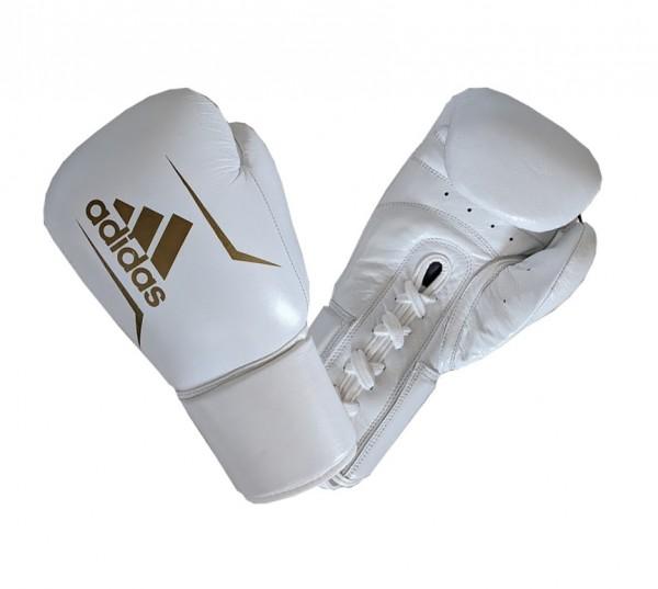 adidas Boxhandschuhe Speed Pro white, adiSBC10 - 12 oz.