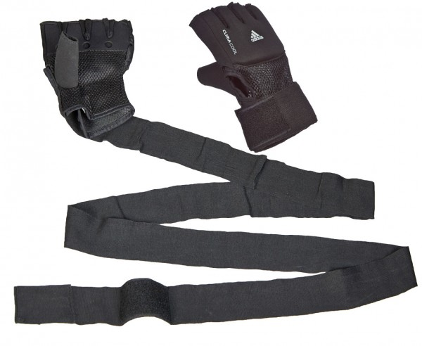 adidas Quick Wrap Punch schwarz ADIBP012
