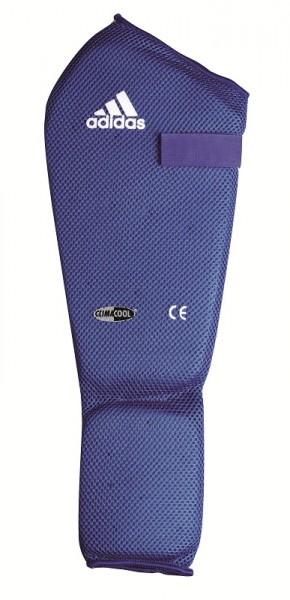 adidas Schienbein-Spannschutz blau