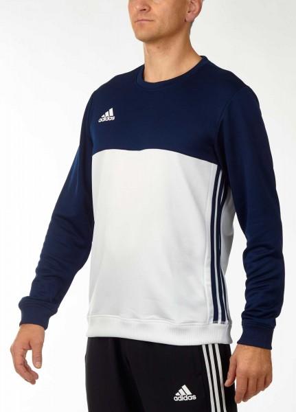 adidas T16 Team Sweater Männer navy blau/weiß AJ5419