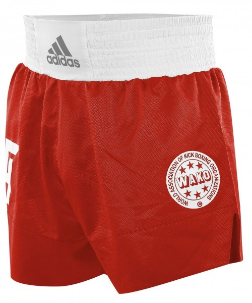 adidas Kick Boxing Shorts red, ADILKS1