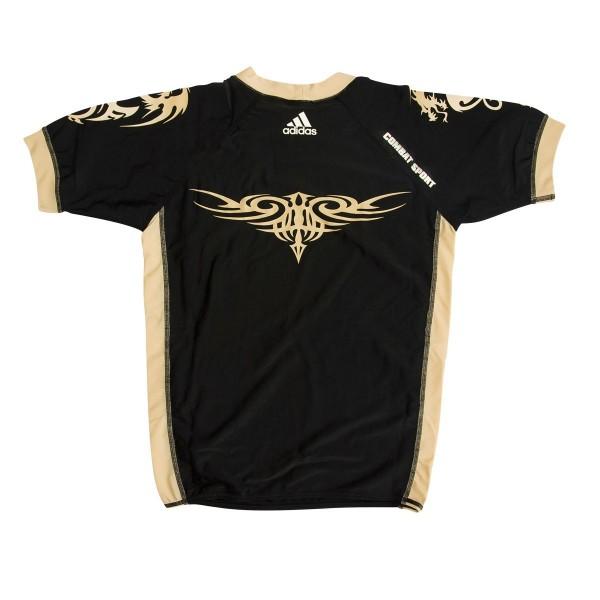 """adidas Rashguard """"Gold Dragon"""" adiCST04"""