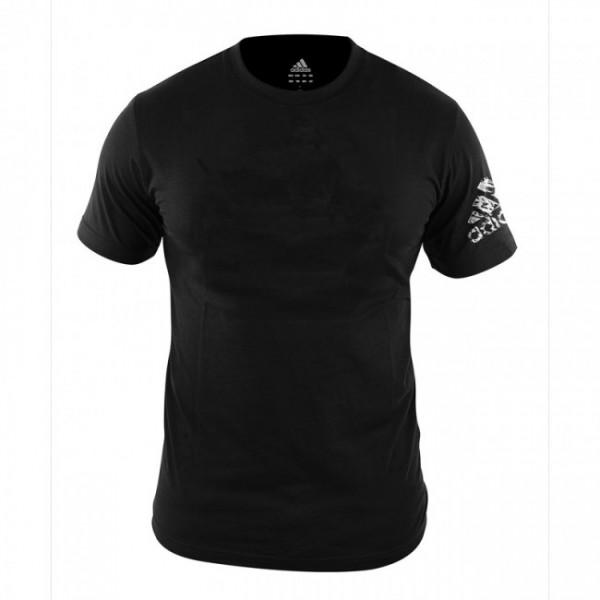 adidas Promo-T-Shirt Basic schwarz, adiTSG2/v2