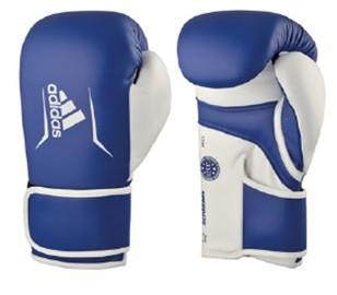adidas Wettkampfhandschuh Speed 165 blue/white, adiSBG165WK