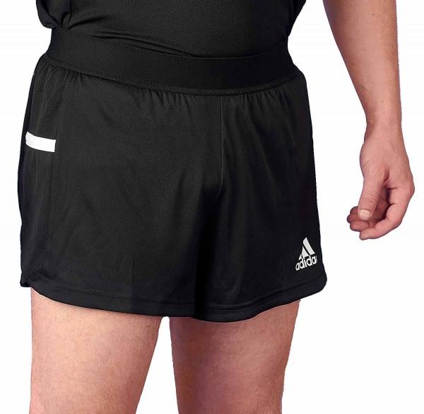 adidas T19 Run Shorts Männer schwarz/weiß, DW6870